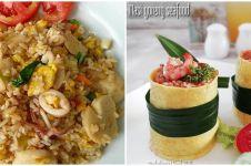 10 Resep nasi goreng seafood spesial, enak dan praktis