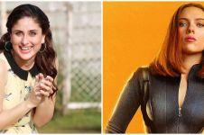 Cerita 5 seleb sembunyikan baby bump saat syuting, ada Kareena Kapoor