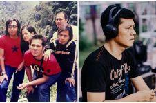 7 Potret kenangan Didiet Protonema semasa hidup, drummer andal
