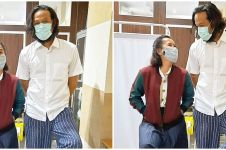 5 Momen Dwi Sasono bebas rehabilitasi, pulang disambut haru keluarga