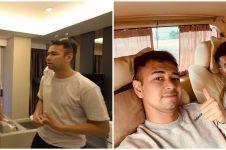 10 Momen Raffi Ahmad ajak kembarannya ke apartemen, bakal dibayarin DP