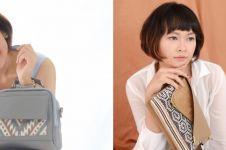 7 Fakta menarik Tako Bag, tas unik dari kain tenun