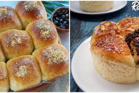 10 Resep roti sobek super lembut, empuk, dan mudah dibuat