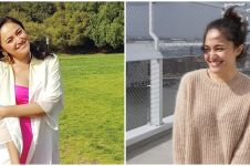 7 Potret Marshanda liburan ke luar negeri, parasnya curi perhatian