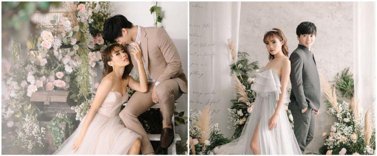 Sempat tertunda, ini 10 momen pernikahan Steffy eks Cherrybelle