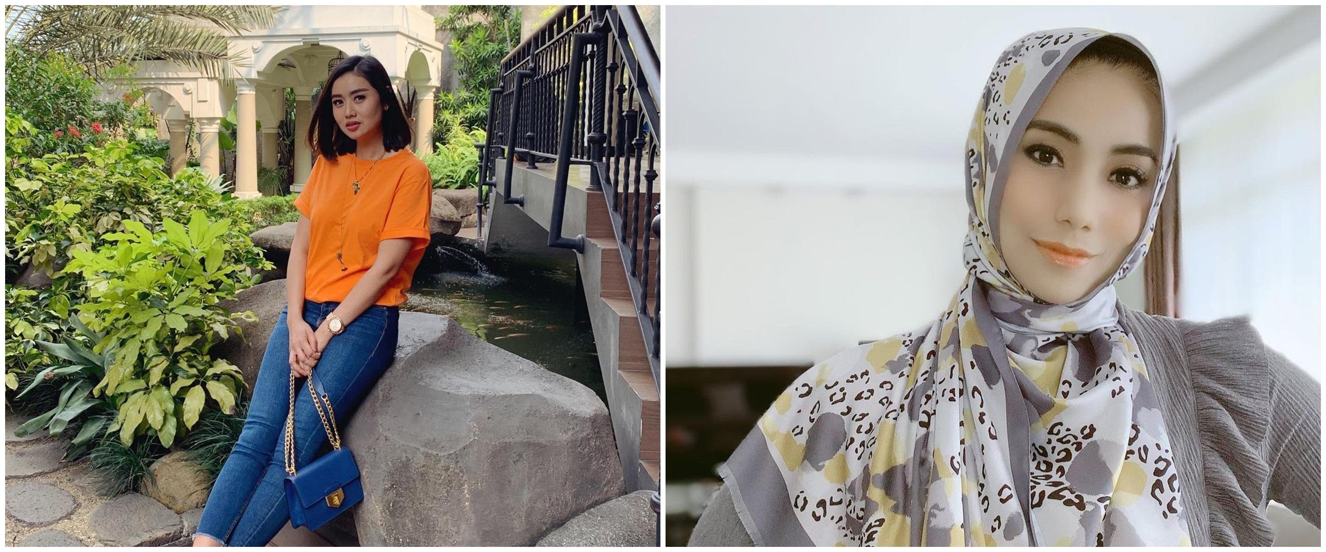 Potret rumah 10 jebolan KDI, punya Siti elegan bernuansa cokelat