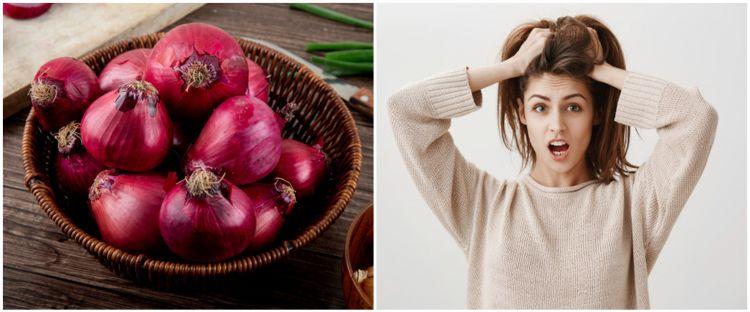 6 Manfaat bawang merah untuk rambut dan cara pakainya