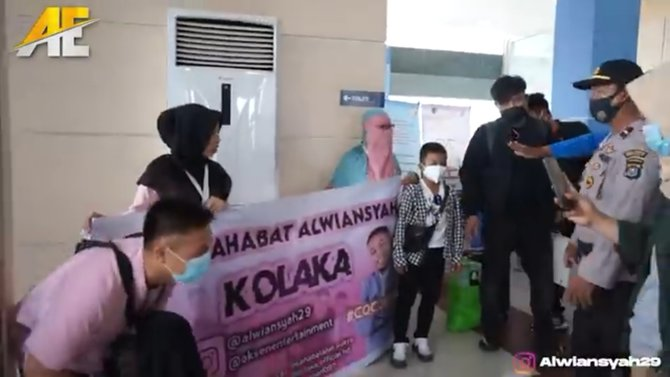 Alwiansyah pulang kampung Kolaka © 2020 YouTube