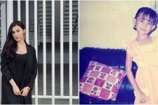 8 Potret lawas Vicy Melanie, pernah jadi model brand hijab