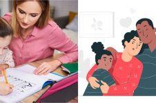123 Kata-kata motivasi dalam mendidik anak, bantu kendalikan diri