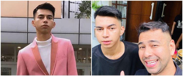 10 Momen Raffi Ahmad kenalkan Dimas ke bos televisi, ditawari kontrak
