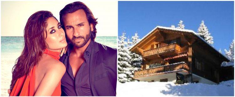 Penampakan rumah 8 seleb Bollywood di luar negeri ini curi perhatian