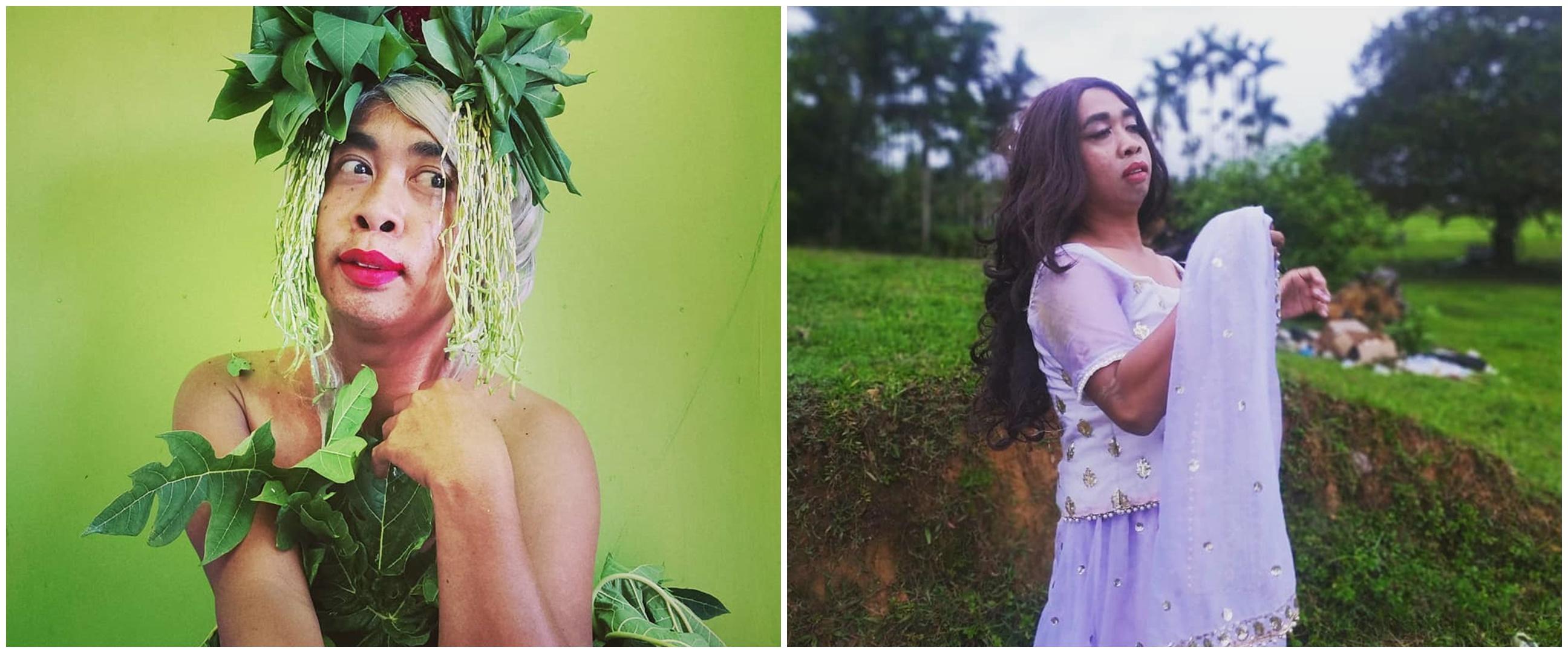 Mimi Peri unggah foto KTP, penampilan lawasnya curi perhatian