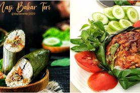 10 Resep nasi bakar ikan, sederhana, sedap dan bikin nagih