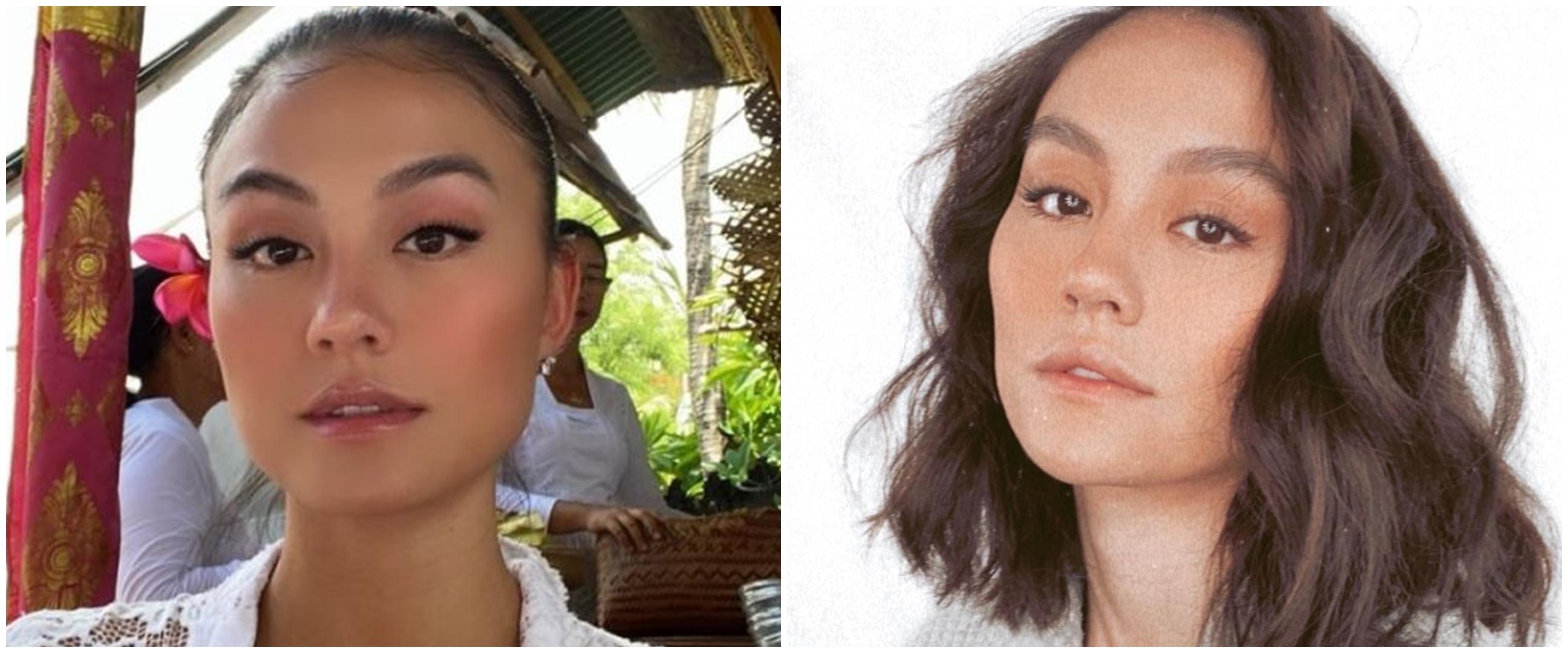 Agnez Mo unggah potret jadul saat SMP, wajahnya bikin salah fokus