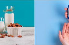 10 Manfaat susu almond untuk kesehatan, dapat mencegah diabetes