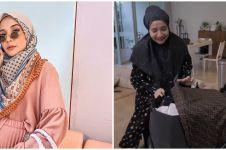 10 Momen bahagia Zaskia Sungkar dapat kado spesial dari Fanny Bauty