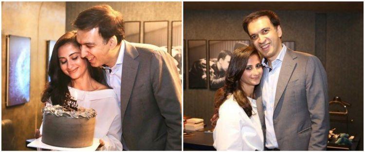 Jarang tersorot, ini 8 momen mesra Manoj Punjabi dengan istri