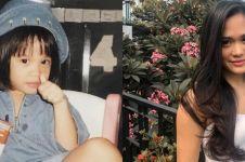 10 Potret transformasi Sheryl Sheinafia, imut sejak kecil