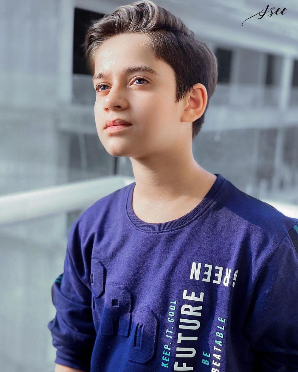 Kabar Ayaan Zubair pemeran Salim kecil di serial Jodha Akbar © 2020 brilio.net Instagram