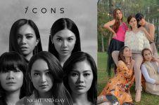 Momen reuni 5 girlband dan boyband Indonesia, ada yang comeback