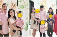 10 Momen perayaan ultah suami Sandra Dewi ke-35, kuenya jadi sorotan
