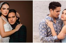 8 Gaya pemotretan pasangan pemain di Samudra Cinta, bak prewedding