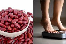 10 Manfaat kacang merah untuk kesehatan, bantu turunkan berat badan