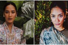 10 Potret Tara Basro kenakan kebaya, penampilannya unik dan memesona