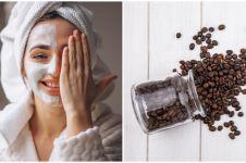 Cara membuat masker dari kopi dan madu, lengkap dengan manfaatnya