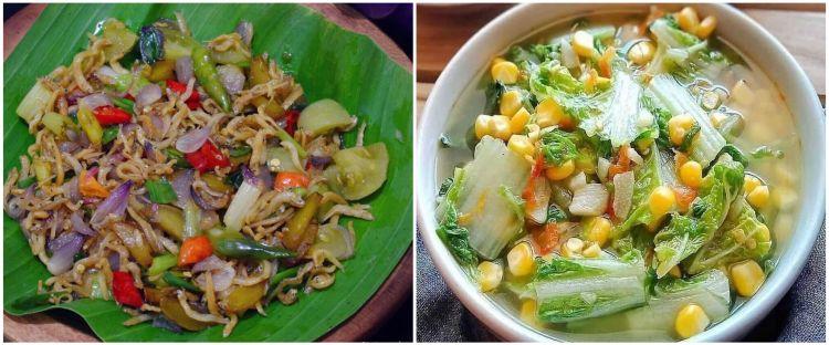 30 Resep masakan praktis ala rumahan, enak dan antiribet