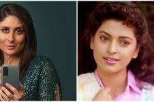Potret awal karier dan kini 10 aktris Bollywood, Kareena Kapoor imut