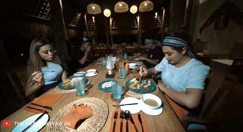 Ashanty liburan di Sumba © Instagram & YouTube