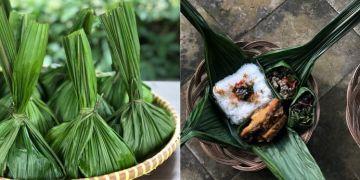 Lezatnya nasi nyangku, kuliner khas Banyumas yang ramah lingkungan