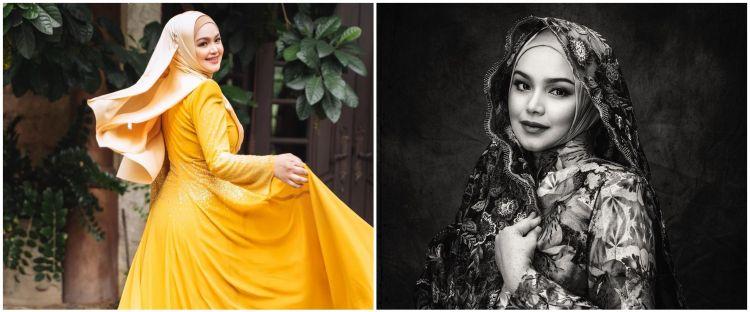 Memasuki usia 41 tahun, Siti Nurhaliza umumkan hamil anak kedua