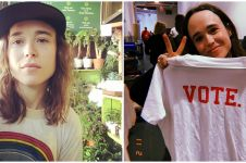 Seleb cantik Ellen Page umumkan jadi transgender, kini ganti nama