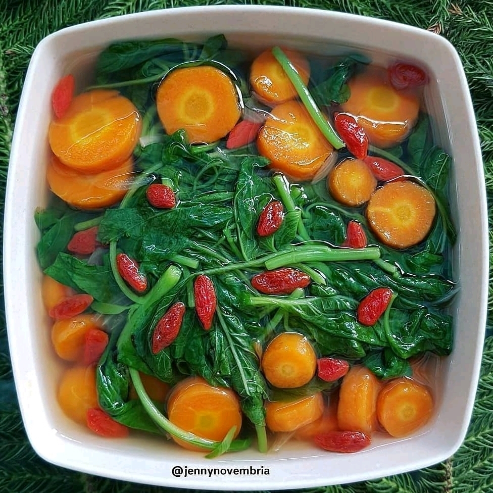 Resep sayur kuah tanpa santan © 2020 brilio.net/ Instagram