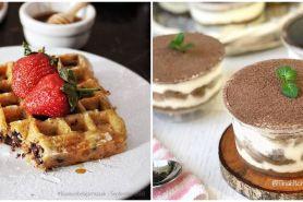 12 Resep dessert terkenal dari berbagai negara, enak dan wajib dicoba