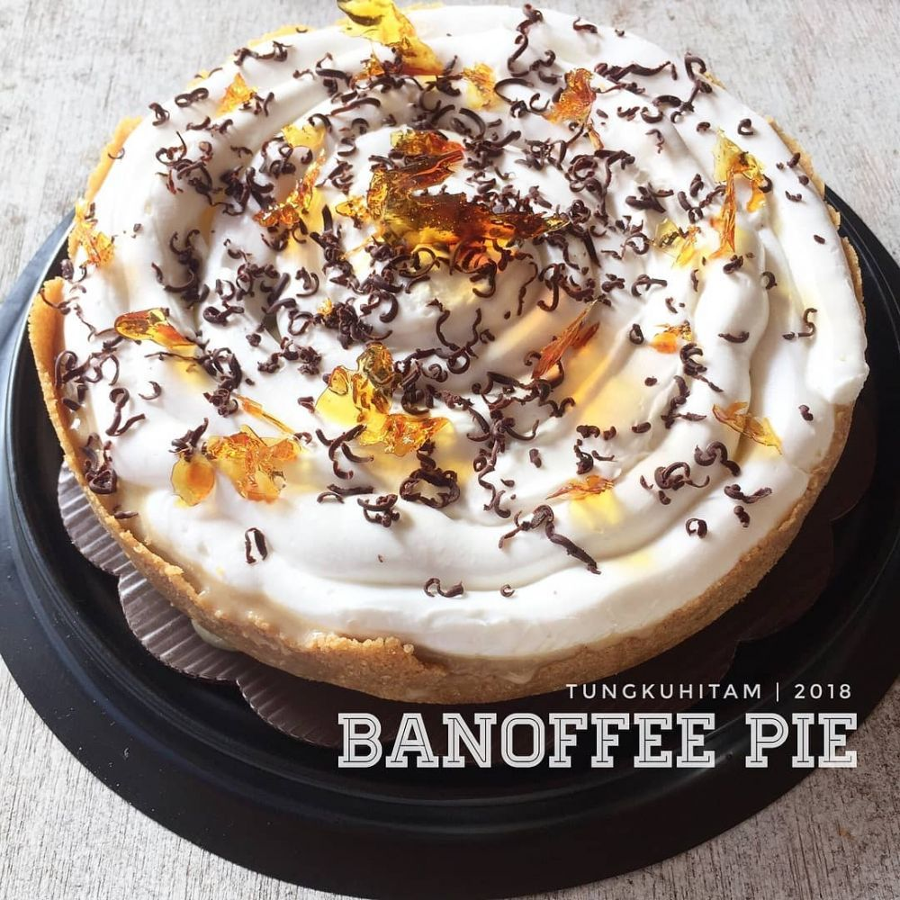 Resep dessert dari berbagai negara © Instagram