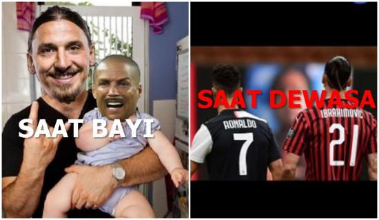 Meme Zlatan Ibrahimovic Berbagai sumber