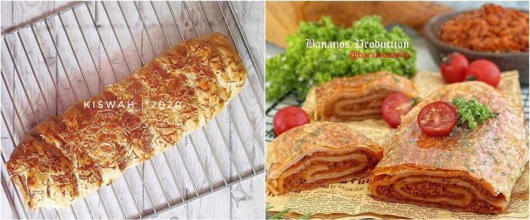 8 Resep kue strudel ala oleh-oleh kekinian, enak dan mudah dibuat