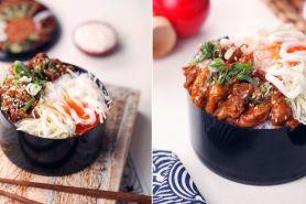 Perusahaan F&B berkonsep cloud kitchen ini luncurkan menu ala Jepang