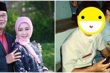 11 Potret lawas Ridwan Kamil, parasnya saat SMP curi perhatian