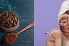 4 Cara membuat masker kopi agar wajah glowing, aman dan mudah dibuat