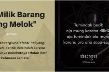 45 Kata-kata bijak Jawa yang singkat, terbaik dan penuh makna