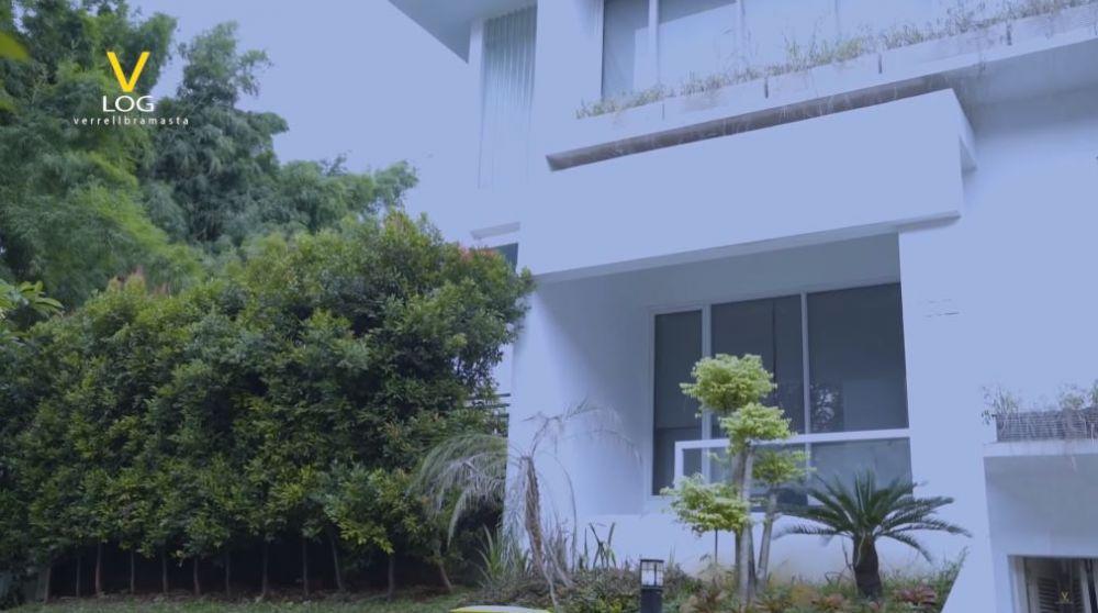 rumah Verrell usai direnovasi © YouTube