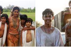 Kabar terbaru 7 artis cilik Mahabharata, ada yang jadi aktor Hollywood