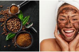 8 Cara membuat masker kopi untuk rambut, mudah dan efektif