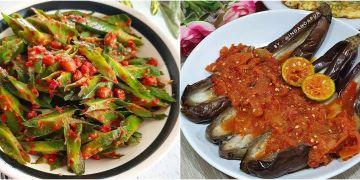10 Resep makanan dengan sambal plecing, sederhana dan mudah dibuat