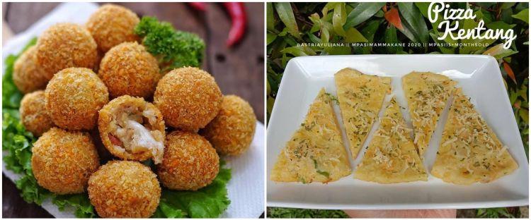 10 Resep olahan kentang ala restoran, enak dan mudah dibuat